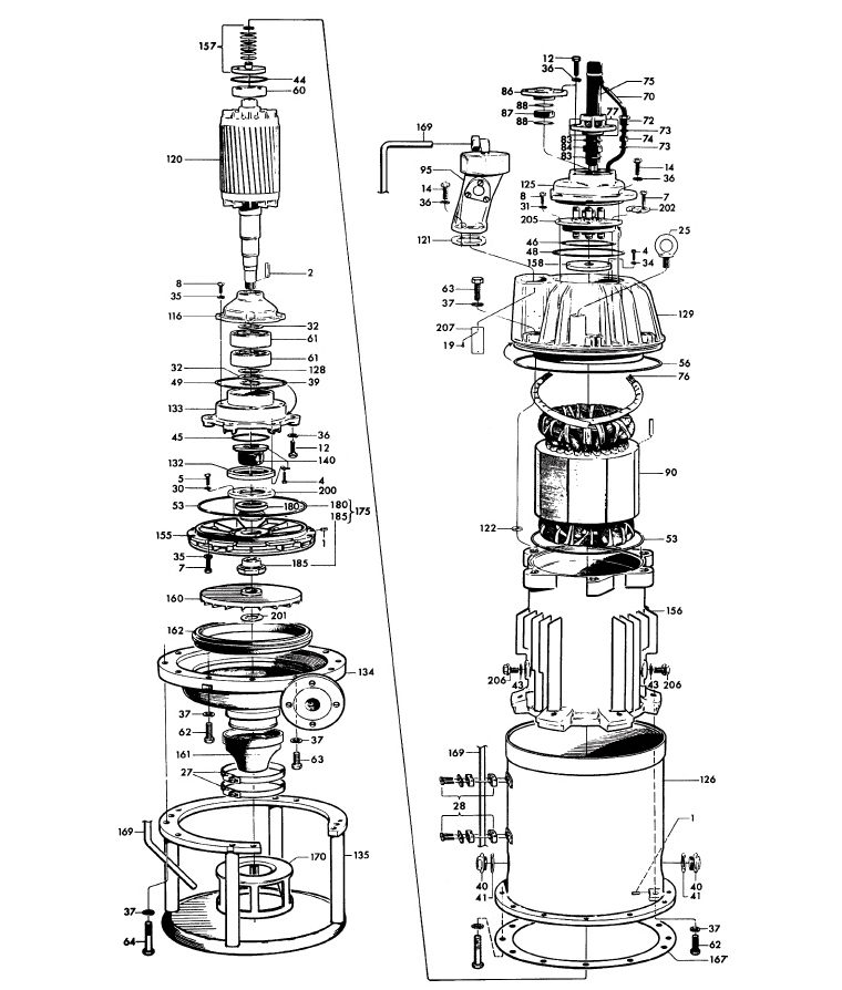 Flygt Pumps Wiring Diagrams
